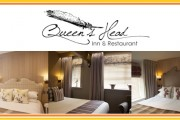 Queens Head Inn & Restaurant–AA 4****/VB 2**Hotel, AA 1 Rosette